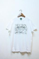 ★sale40%OFF★「HOT BOX SESSIONS」 ADVENTURE Tee