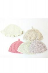 「mankichi」 knit cap for baby (babys)