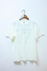 「HiHiHi」 フク Tee -off white- (mens&ladys)