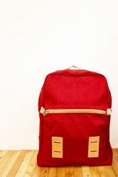 「FICOUTURE」SPLASH DAY PACK -wine-