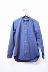「Norah」 Stand coller shirts Lサイズ(mens)