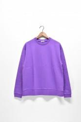 「maillot」steady cotton trainer -purple- (men&lady)