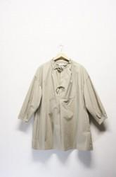 「khakito」medical smoc -beige- (lady)