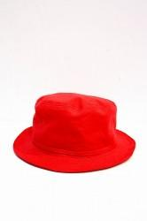 「MOROCCO」 BUCKET HAT -red- (mens&lady)