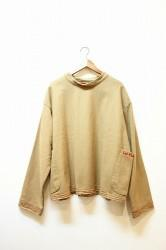 ★30%OFF★「Leh」 Hand Stitch Smock Top Lサイズ (men)