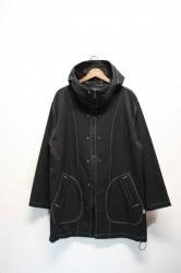 「QUOLT」FAV coat -black- (men&lady)