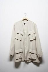 「khakito」fatigue jacket (lady)