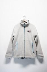 「Rab」original pile jacket  jpltd.-gray-