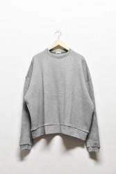 「maillot」US waffle trainer -gray- (men&lady)