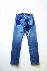 「Chillt」  Dream Catcher pants -denim- #1 W30inch