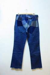「Chillt」  Dream Catcher pants -denim- #3 W34inch