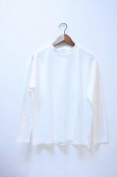 ★50%OFF★「maillot」 mock neck big long tee(men&lady)
