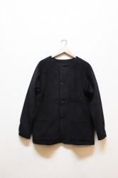 ★20%OFF★「maillot」herringbone wool coverall JK