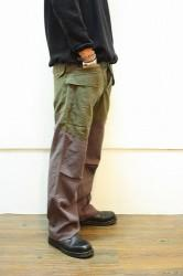 「Norha」 Work Pants (mens)