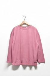 「a hope hemp」set in big L/S T -scarlet- (men&lady)