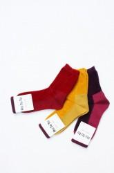 「RoToTo」verour wool socks (lady)