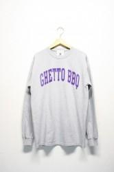「TACOMA FUJI RECORDS」getto BBQ L/S