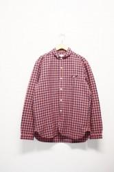 「maillot」sunset big gingh workshirts
