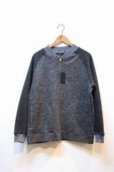 ★30%OFF★「modemdesign」sliver knit blouson
