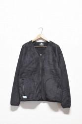 「Mountain Equipment」high loft cardigan-blk