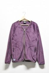 「Mountain Equipment」high loft cardi -berry-