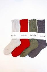 「RoToTo」 LOOSE PILE SOCKS (mens&ladys)
