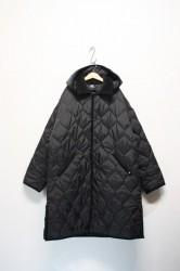 「Mountain Equipment」 quilted over coat (men)