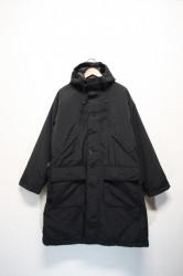 「BURLAP OUTFITTER」button front parka long (men)
