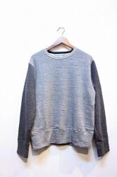 「HiHiHI」 Crewneck Sweat  -gray/ccl- (mens&ladys)
