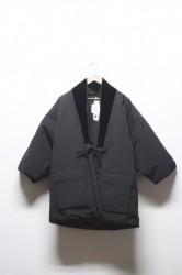 「THIS IS MADE IN JAPAN」DOTERA DOWN -blk-(men&lady)