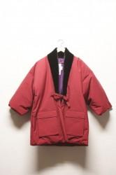 「THIS IS MADE IN JAPAN」DOTERA DOWN -red- (men)