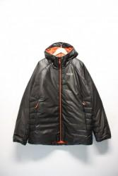 「Rab」verglas jacket -anthra/firecracker- (men)