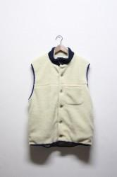 「phateeWEAR」nasta vest -natural- (men)