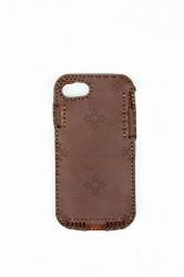 ★50%OFF★「ojagadesign」iPhone7/8 case -ITHA- brown