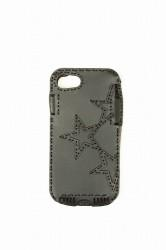 ★50%OFF★「ojagadesign」iPhone7/8 case -star- black