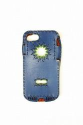 ★50%OFF★「ojagadesign」iPhone7/8 case -CYRENE- blue