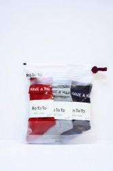 「RoToTo」 THANK U PACK SOCKS (men&lady)