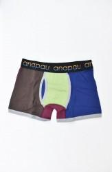 「anapau」boxer pants -crazy- #2 (men)