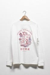 「TACOMA FUJI RECORDS」ghost walks ale L/S