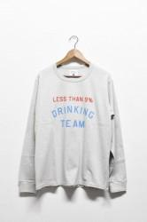 「TACOMA FUJI RECORDS」less than 9% drinking team LS