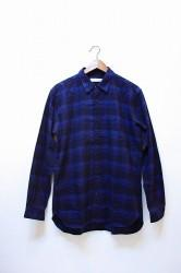 「Lithops」 Pocket Shirt -check- (mens&ladys)