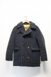 「ARIGATOFAKKYU」p-coat (men)