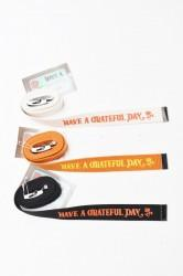 「HAVE A GRATEFUL DAY」gateful day GI belt