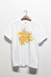 「HAVE A GRATEFUL DAY」S/S Tee -barley rose-