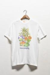 「HAVE A GRATEFUL DAY」S/S Tee -mushroom-
