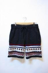 ★SALE70%OFF★ 「phateeWEAR」 JAQUARD KNIT SHORTS