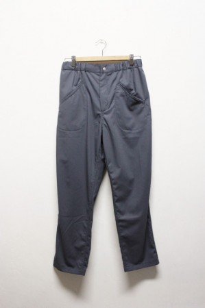 「QUOLT」general pants -bluegray-(men)
