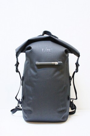 「F/CE.」 NO SEAM ZIP LOCK BAG -black-