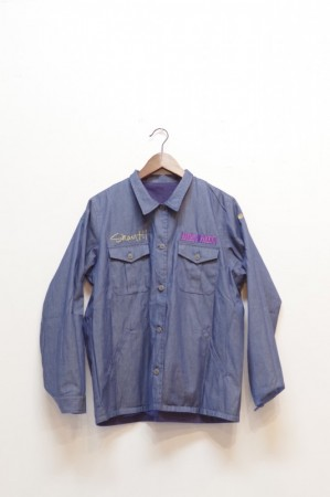 「ARIGATOFAKKYU」CORCH JACKET (men)
