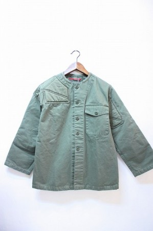 ★SALE40%OFF★「Leh」 Sniper shirt -Khaki- (mens)